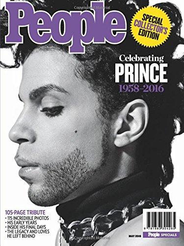 Celebrating Prince: 1958-2016: Special Collectors Edition