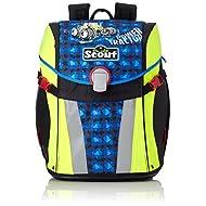 Scout Set de sacs scolaires, Bleu/noir (Bleu) - 73510791400