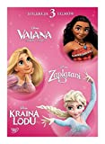 Disney's Princess: Moana / Tangled / Frozen [3DVD] (IMPORT) (Nessuna versione italiana)
