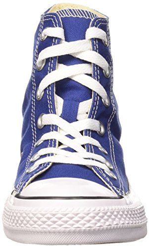 Converse Unisex-Erwachsene Chuck Taylor All Star Hohe Sneakers, Blau (Roadtrip Blue/White/BlackRoadtrip Blue/White/Black), 42 EU -