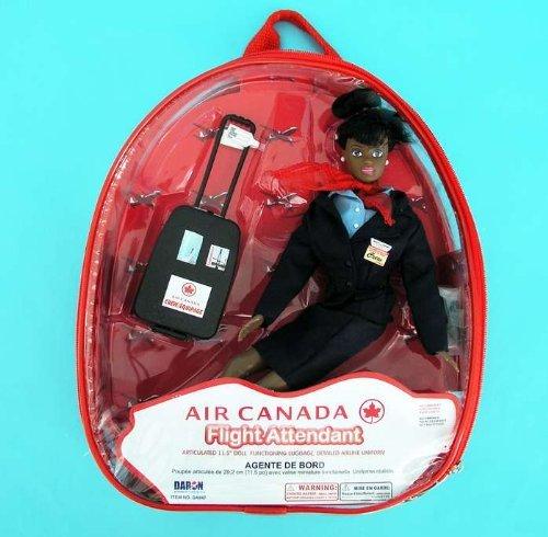 air-canada-flight-attendant-doll-african-american