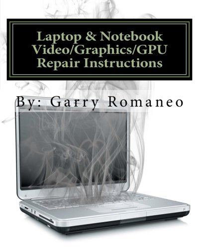 Laptop & Notebook Video/Graphics/GPU Repair Instructions: First Ever! Board Level Repair Instructions, Repair your Laptop's Faulty Integrated Video Issues - Notebook Motherboard System Board