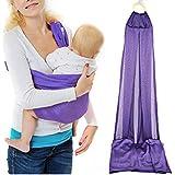 GVESS portador de bebé ajustable transpirable abrigo infantil del abrigo con poliéster y telas de secado rápido Material del bebé portador de la honda