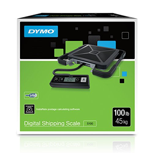 DYMO Digital Shipping Scale, 100-Pound