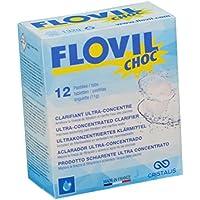 flovil Choc md9290SOS eau trouble a rápida acción para tratamiento Choc, blanco