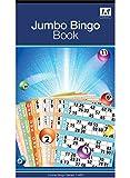 "Anker International Stationary""1-480"" Bingo Ticket Book"