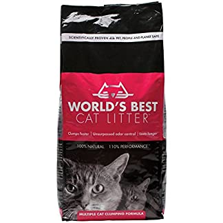MPM Products Cat Litter Multiple Clumping Formula MPM Products Cat Litter Multiple Clumping Formula 51ZrRpZQOmL