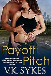 Payoff Pitch (Philadelphia Patriots Book 5) (English Edition)