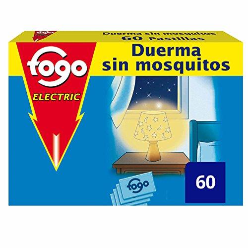 Fogo Anti-Mosquitos Insecticida Insectos 60 Pastillas para...
