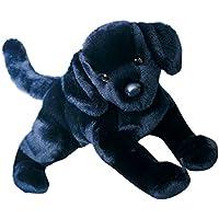 Unbekannt Cuddle Toys 1805Labrador Plüschtier Spielzeug Chester 41cm lang Schwarz