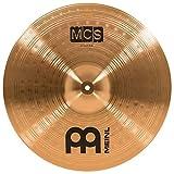 Meinl Cymbals MCS18CR MCS Serie 45,72 cm (18 Zoll) Crash-Ride Becken