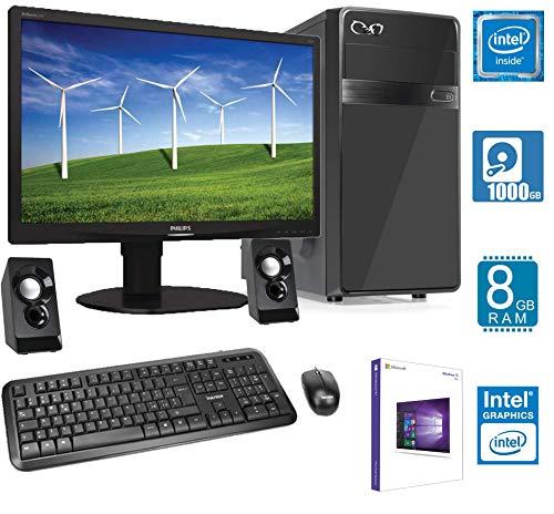 - CEO Delta V1 - PC Completa - CPU Intel QUADCORE