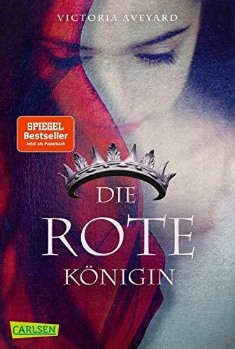 Die rote Königin (Die Farben des Blutes 1) - Rot-taschenbuch