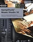 Magix Samplitude Music Studio 16: Alles für komplette Musikproduktionen. Aufnehmen, Abmischen, Mastern, Instrumente