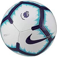 Nike PL NK PTCH-FA18 Balón de fútbol, Adultos Unisex, White/Blue Purple, 5