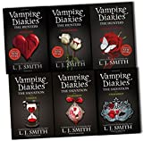 Vampire Diaries Book 8 to 13 Hunter & Salvation 6 Books Collection Pack Set by L J Smith (The Hunters:Phantom-8, Moonsong-9, Destiny Rising-10 & The Salvation: Unseen-11, Unmasked-12, Unspoken-13)
