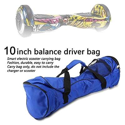 10-Zoll-Zweirad Selbstausgleich Elektroroller Tragbare Größe Oxford Tuch Hoverboard Tasche Handtasche wasserdichte Aufbewahrungstasche - Blau