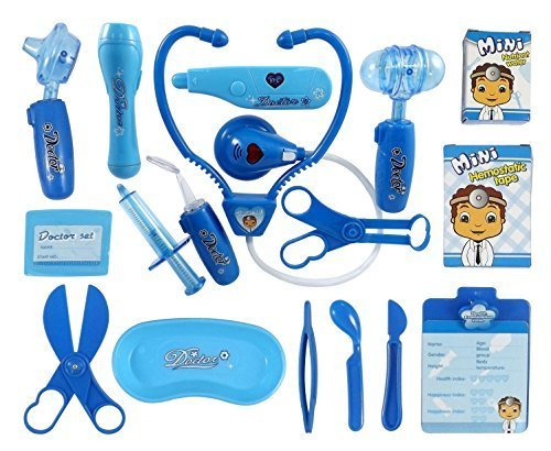deluxe-blue-doctor-nurse-medical-kit-playset-for-kids-pretend-play-tools-toy-set-by-liberty-imports