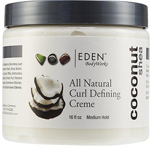 Body Works Coconut (Eden Bodyworks Coconut Shea Curl Defining Creme 443 gr)