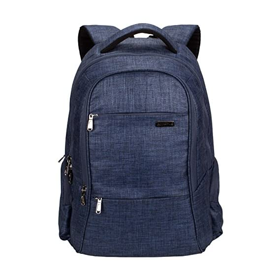COSMUS Fabric 29 Ltr Blue Laptop Backpack