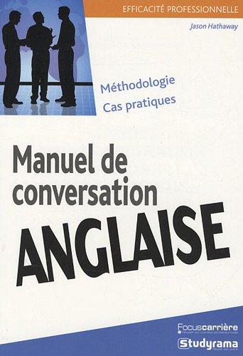 Manuel de conversation anglaise
