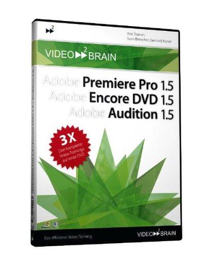 Video, Audio und DVD - 3 Video-Trainings