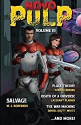 NovoPulp Anthology - Volume 3: The Speculative Fiction Anthology by Niamh Brown (2015-11-23)