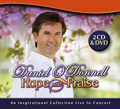 Daniel O'Daniel, Hope and Praise DVD and 2 CD Special Edition 3 cd set by Rouge Garments