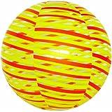 Ballon Gonflable à Rayures
