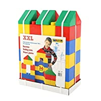 Polesie Polesie37503 Building Brick (24-Piece, 2X-Large)
