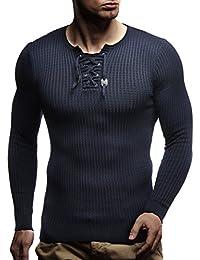 LEIF NELSON - Camiseta de manga larga - para hombre
