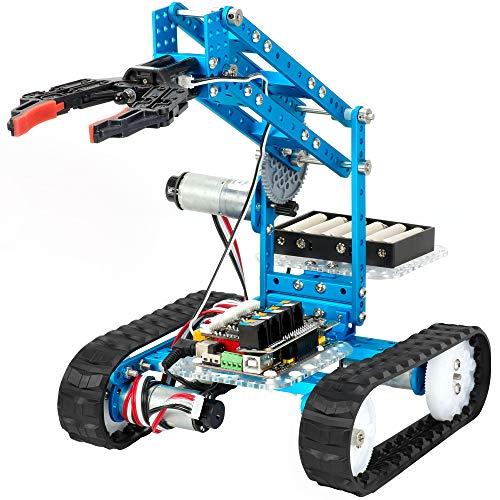 Makeblock mBot Ultimate, 10-in-1-Programmierbarer Roboterbaukasten, 160+ mechanische Bauteile und Module - Modul 1