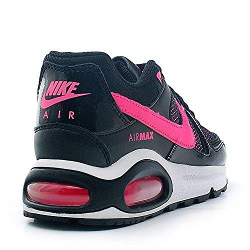 Nike Air Max Command (Gs) Scarpe Sportive, Uomo Nero fucsia