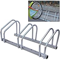 Fifth Gear® 2, 3, 4support vélo stationnement de sol ou support mural pour vélo Cycle de stockage de support de verrouillage
