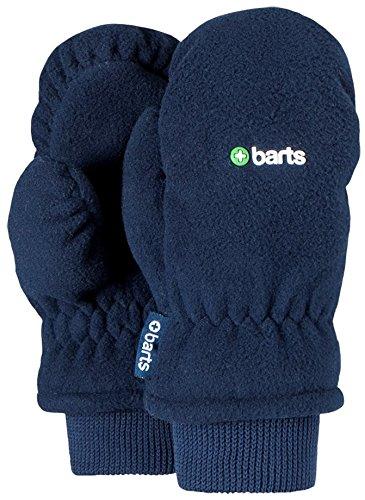 Barts Fleece Mitts Kids Jungen Handschuhe, Blau (Navy), Größe 2 (2-3 Jahre)