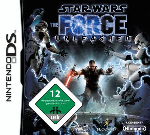 Star Wars - The Force Unleashed (Lego Star Spiel Ds Wars)