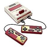 MEEPHONG Videoconsola Retro, Mini Consolas De Videojuegos HDMI AV Classic, Cientos De Videojuegos Clásicos De NES Classic