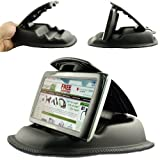 ChargerCity-Hippo-Series-Universal-Smartphone-NonSlip-Beanbag-Friction-Mount-for-Garmin-Nuvi-TomTom-Via-GO-Start-XXL-XL-Magellan-Roadmate-GPS-*Fit-all-3.5-4.3-5-GPS*