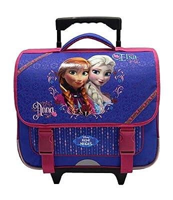 Frozen : Cartera - Maletín con Ruedas - Mochila por Reine des Neiges