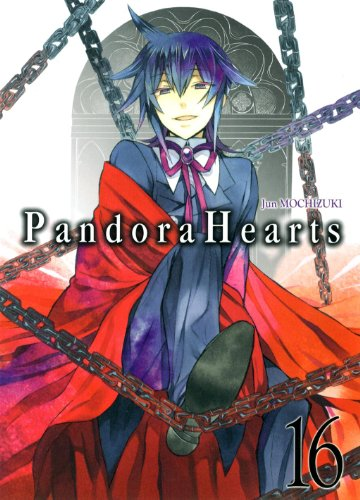 Pandora Hearts Edition simple Tome 16