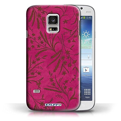 printed-hard-back-case-for-samsung-galaxy-s5-mini-wheat-floral-pattern-collection-pink-orange