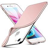ESR Coque iPhone 8/7 Silicone Matte Ultra Fine, Housse Etui de Protection Bumper en...