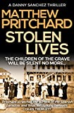 Stolen Lives by Matthew Pritchard front cover