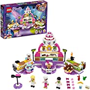 LEGO 41393 Friends Baking Competition Playset with Toy Cakes, Cupcakes and Stephanie Mini Doll for 6 + Year Ol