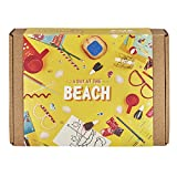 #6: A DAY AT THE BEACH 2-in-1 Craft Kit for kids ages 5 years and up: Perfect Kids Activities for Return Gifts