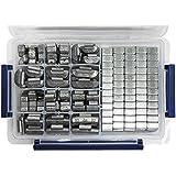 150piezas–Contrapesas Set Acero y aluminio
