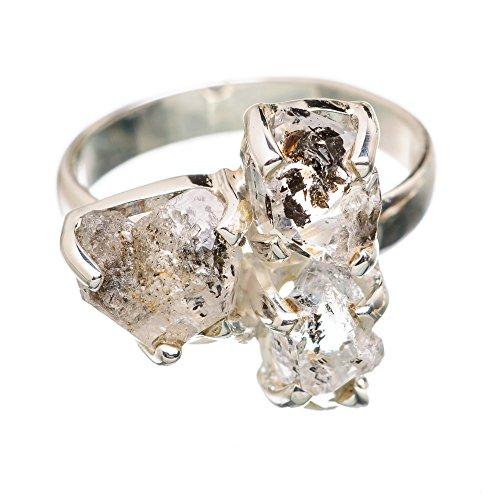 herkimer-diamond-diamante-herkimer-925-argento-sterling-anello-7