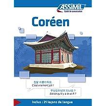Coréen - Guide de conversation