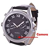 M MHB Wrist Watch Camera Hidden audio /video - Best Reviews Guide