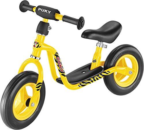 Preisvergleich Produktbild Puky 4054 - Laufrad LR M, Outdoor und Sport, gelb/schwarz